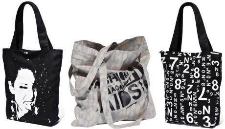 FOTO: Platěné kabelky