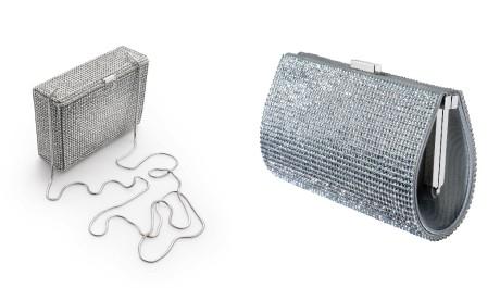 FOTO: kabelky poseté krystaly Swarovski