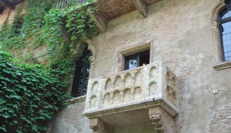 FOTO: Juliin balkon