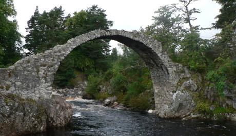 FOTO: Carrbridge Scotland