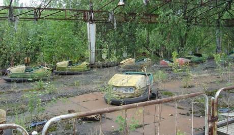 FOTO: Pripjat u Černobylu