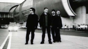 FOTO: Irská hudební skupina U2