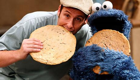 FOTO: Adam Sandler a muppet