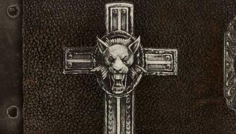 Ilustrace na obálce knihy Pán čarodějnic
