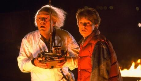 FOTO: obrázek z filmu Návrat do budoucnosti