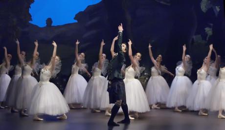 Ukázka z baletu