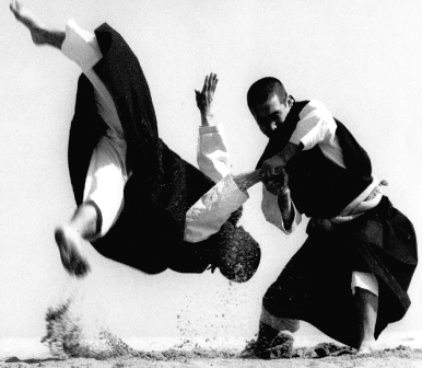 FOTO: bojové umění