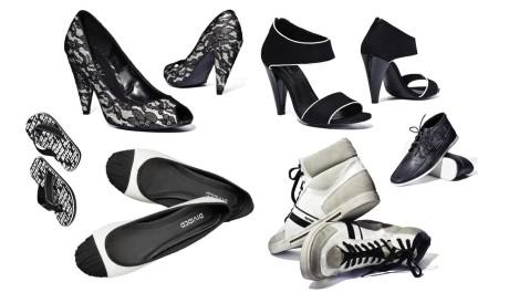 FOTO: Různé boty