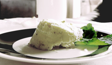 FOTO: Bylinkové máslo