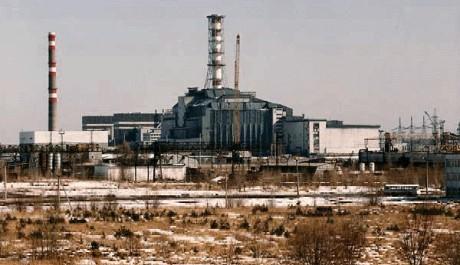 FOTO: Černobyl