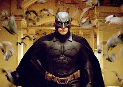FOTO: Christian Bale jako Batman