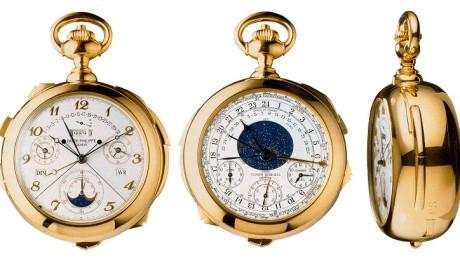 FOTO: Nejdražší pánské hodinky na světě