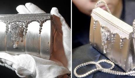 FOTO: Nejdražší kabelka na světě