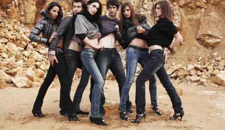 FOTO: Různé džíny