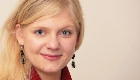 FOTO: Eva Marková,Editorka a obchodní zástupkyně rubriky Literatura magazínu Topzine.cz  Foto: Jan Šilar