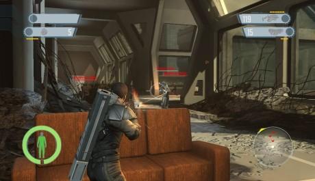 Front Mission: Evolved - boj