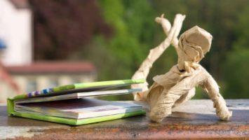 Román, novela, povídka
