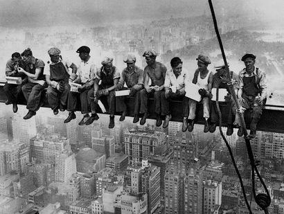 Dělníci, Empire State Building