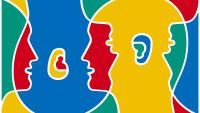 Logo Evropského dne jazyků