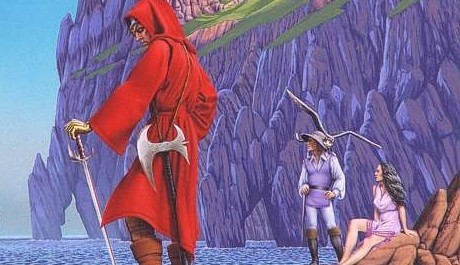 Obálka knihy Král Mečů od Michaela Moorcocka