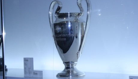 FOTO: Pohár pro vítěze Ligy mistrů