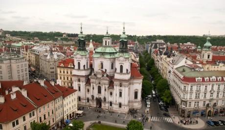 FOTO: Praha - Pařížská ulice