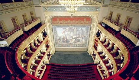 Scéna Národního divadla