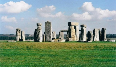 FOTO: Stonehenge