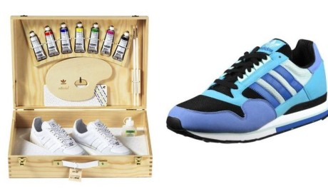 FOTO: Adicolor a boty Adidas