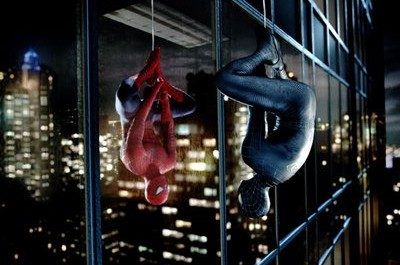 Tobey Maguire jako Spiderman. Zdroj: distributor filmu