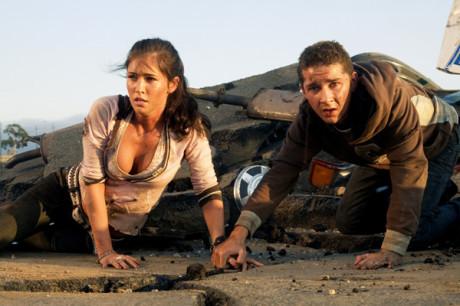 Megan a Shia k sobě měli velmi blízko. I mimo plátno. Zdroj: Paramount Pictures