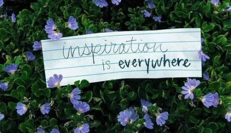 FOTO: Inspirace je všude kolem nás