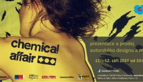 FOTO: Pozvánka na Chemical Affair