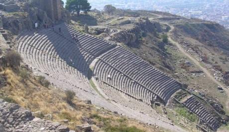 FOTO: Divadlo v Pergamonu