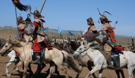 FOTO: Mongolsko - Ve stínu Čingischána