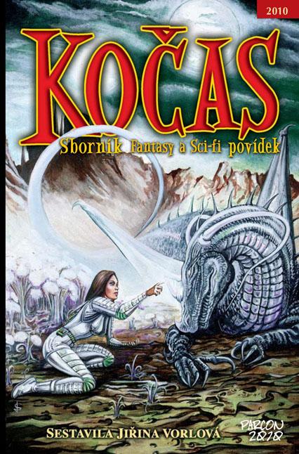 Obálka knihy Kočas 2010