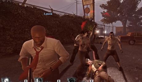 FOTO: souboj se zomboši