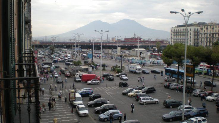 FOTO: Město Neapol