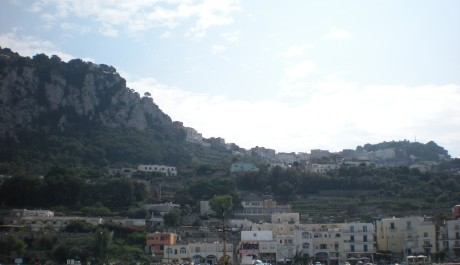 FOTO: Ostrov Capri