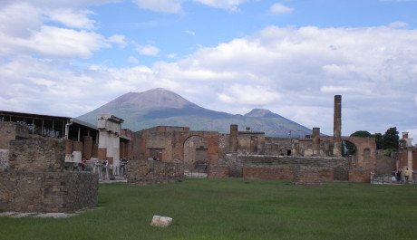FOTO: Pompeje