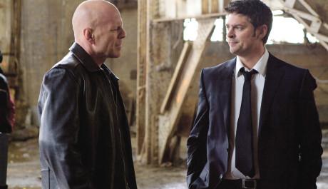 Bruce Willis s kolegou Karlem Urbanem