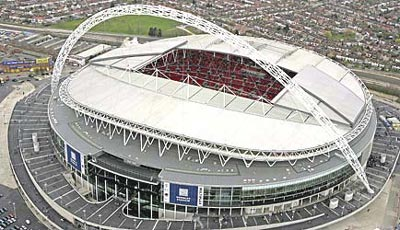 FOTO: Wembley Stadium