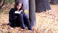 FOTO: Čtení v přírodě
