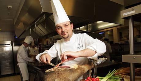 FOTO: Andrea Accordi je Ital, který vaří v Čechách.