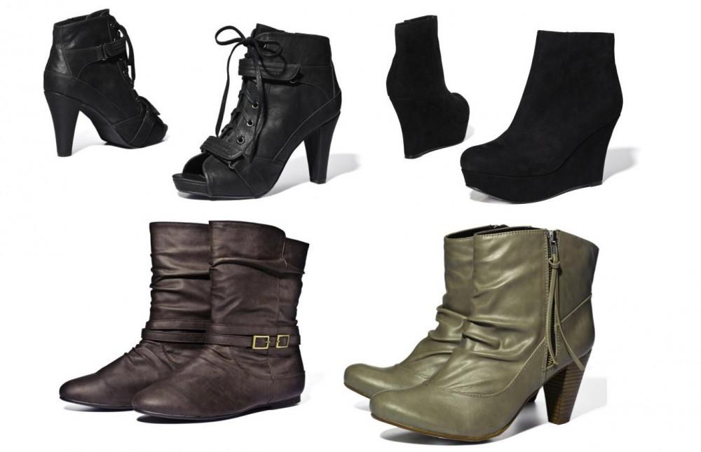 Kotníčkové boty jsou podzimní perlou a99af2be5c
