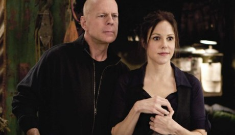 Bruce Willis a Mary-Louise Parker