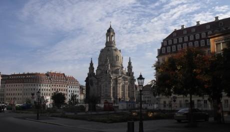 FOTO: Drážďany, Frauenkirche