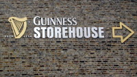 FOTO: Dublinský pivovar Guinness