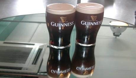 Foto: Dublinské tmavé pivo Guinness