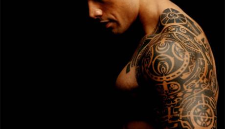 FOTO: Johnsnovo tetování